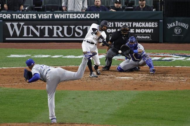 Kansas City Royals at Chicago White Sox - 4/11/21 MLB Picks and Prediction