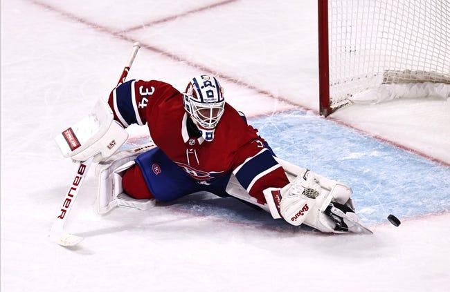 Montreal Canadiens vs Winnipeg Jets NHL Picks, Odds, Predictions 4/10/21