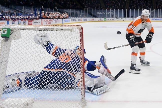 Philadelphia Flyers vs New York Islanders NHL Picks, Odds, Predictions 4/18/21