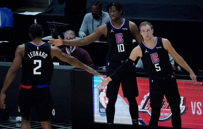 Detroit Pistons at Los Angeles Clippers - 4/11/21 NBA Picks and Prediction