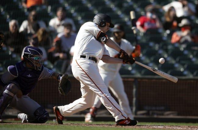 San Francisco Giants vs Colorado Rockies MLB Picks, Odds, Predictions 4/11/21