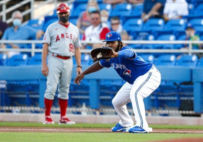Los Angeles Angels at Toronto Blue Jays 4/10/21 MLB Picks and Predictions