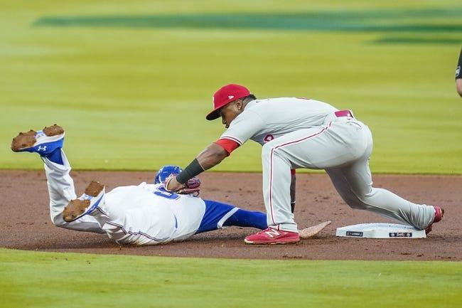 Philadelphia Phillies at Atlanta Braves 4/10/21 MLB Picks and Predictions