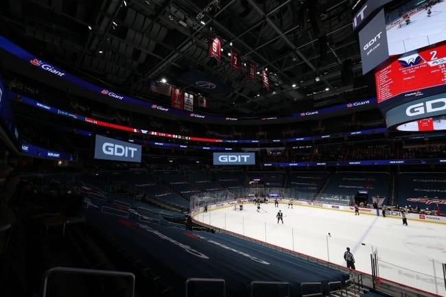 Boston Bruins vs Washington Capitals NHL Picks, Odds, Predictions 4/11/21