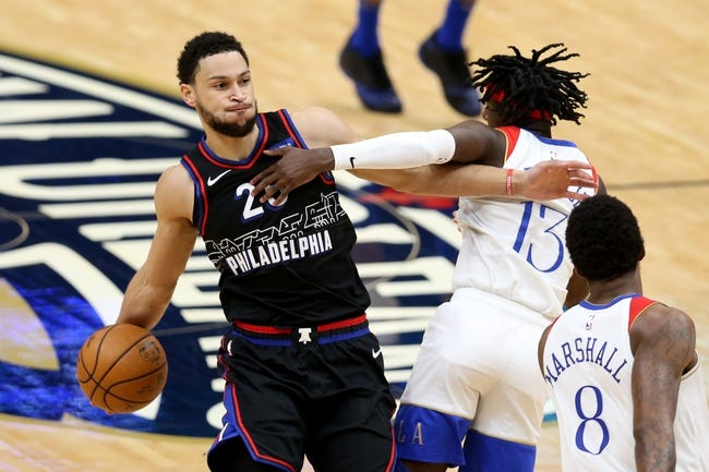 Philadelphia 76ers at Dallas Mavericks - 4/12/21 NBA Picks and Prediction