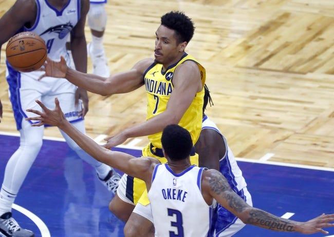 Indiana Pacers at Orlando Magic - 4/25/21 NBA Picks and Prediction