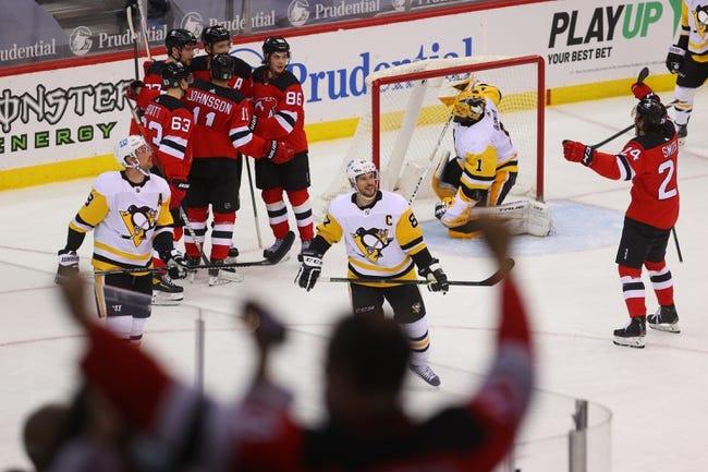 New Jersey Devils vs Pittsburgh Penguins NHL Picks, Odds, Predictions 4/11/21