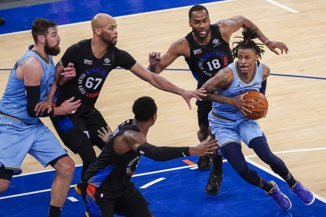 Memphis Grizzlies vs Indiana Pacers NBA Picks, Odds, Predictions 4/11/21