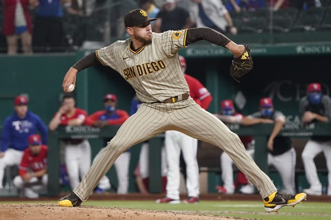 Pittsburgh Pirates vs San Diego Padres MLB Picks, Odds, Predictions 4/14/21