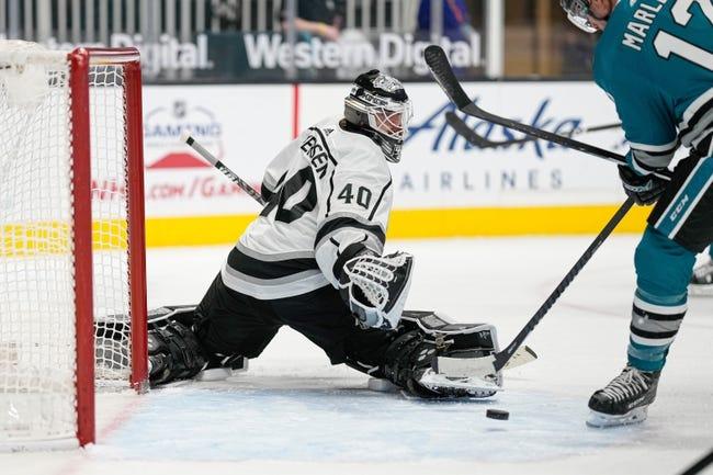 Los Angeles Kings at San Jose Sharks - 4/10/21 NHL Picks and Prediction
