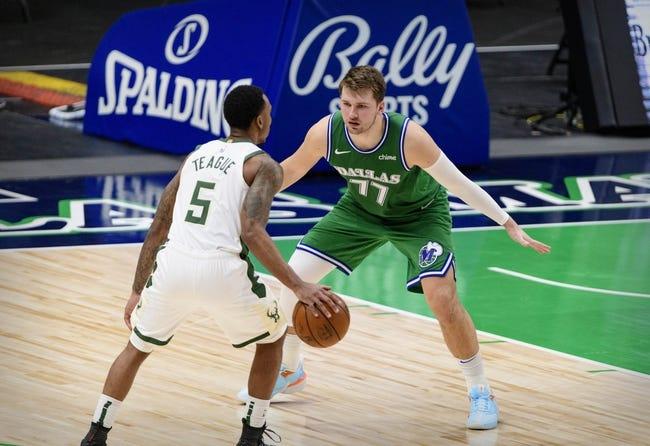 San Antonio Spurs at Dallas Mavericks - 4/11/21 NBA Picks and Prediction