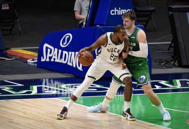 Milwaukee Bucks at Atlanta Hawks - 4/15/21 NBA Picks and Prediction