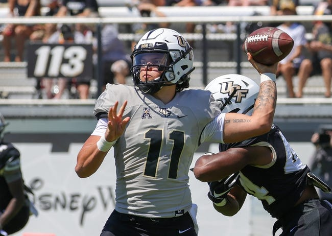 Boise State at UCF 9/2/21 College Football Picks and Predictions
