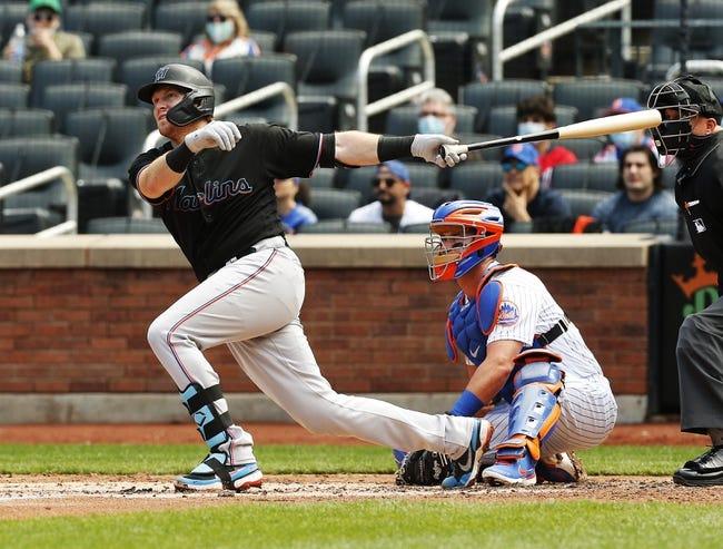 Miami Marlins at New York Mets 4/11/21 MLB Picks and Predictions