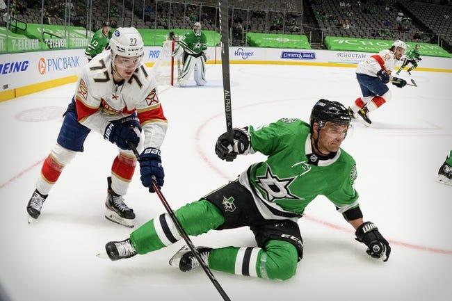 Dallas Stars vs Florida Panthers NHL Picks, Odds, Predictions 4/13/21