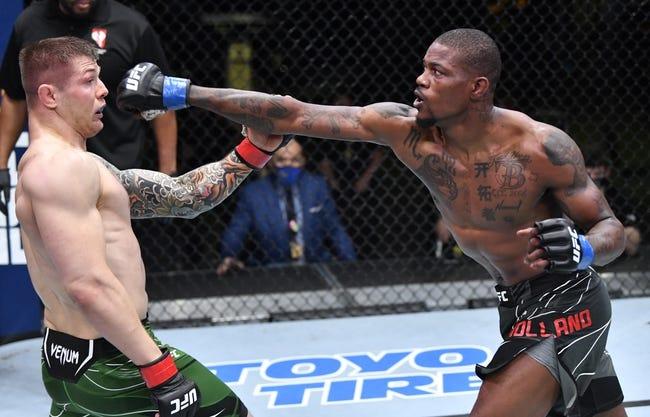 UFC Fight Night 193: Kevin Holland vs. Kyle Daukaus Picks and Predictions