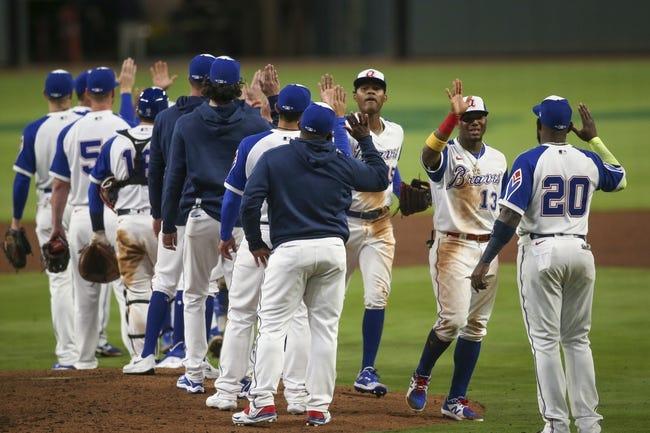 Philadelphia Phillies at Atlanta Braves - 4/11/21 MLB Picks and Prediction