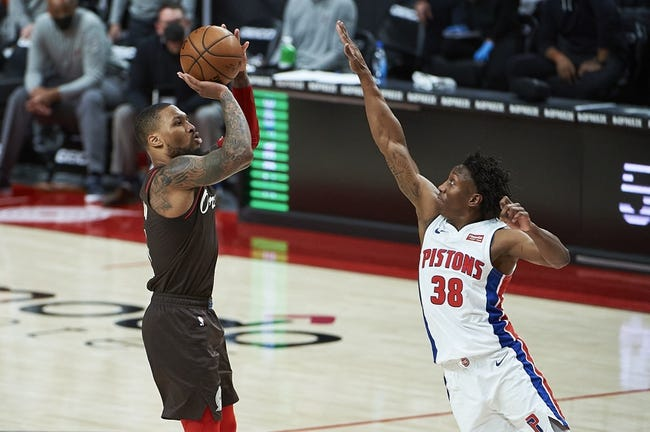 Portland Trail Blazers vs Miami Heat NBA Picks, Odds, Predictions 4/11/21