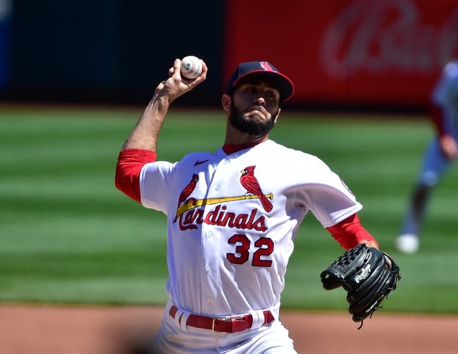 St. Louis Cardinals vs Washington Nationals MLB Picks, Odds, Predictions 4/12/21