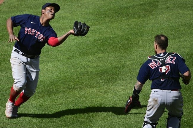Boston Red Sox at Minnesota Twins 4/13/21 MLB Picks and Predictions