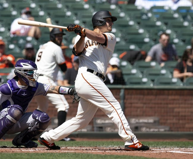Colorado Rockies vs San Francisco Giants MLB Picks, Odds, Predictions 5/5/21
