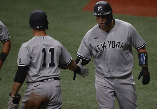 New York Yankees at Toronto Blue Jays 4/12/21 MLB Picks and Predictions