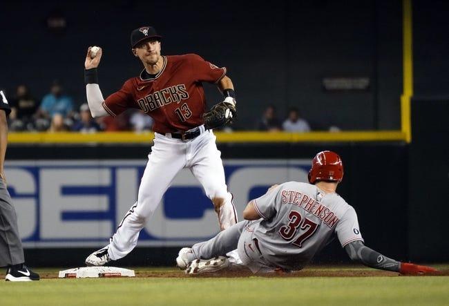 Cincinnati Reds vs Arizona Diamondbacks MLB Picks, Odds, Predictions 4/20/21