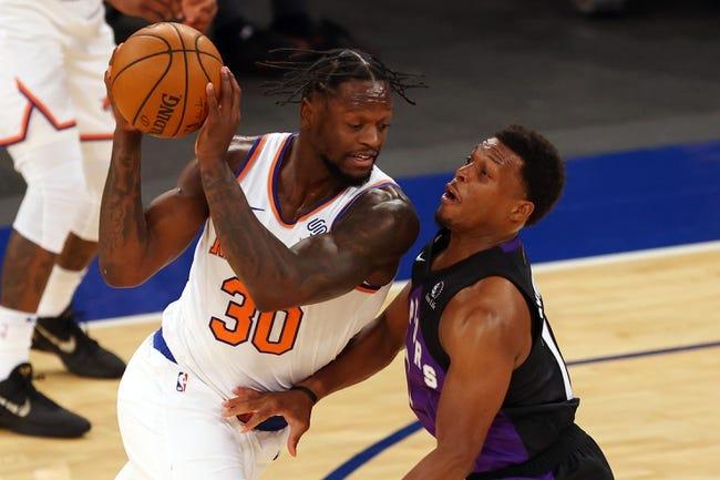 Los Angeles Lakers at New York Knicks - 4/12/21 NBA Picks and Prediction