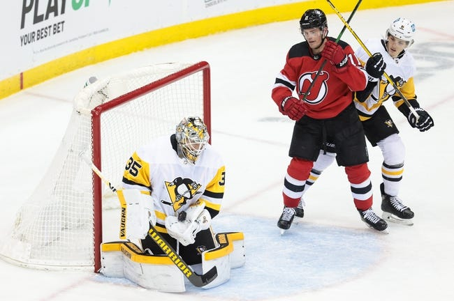 Pittsburgh Penguins vs New Jersey Devils NHL Picks, Odds, Predictions 4/20/21