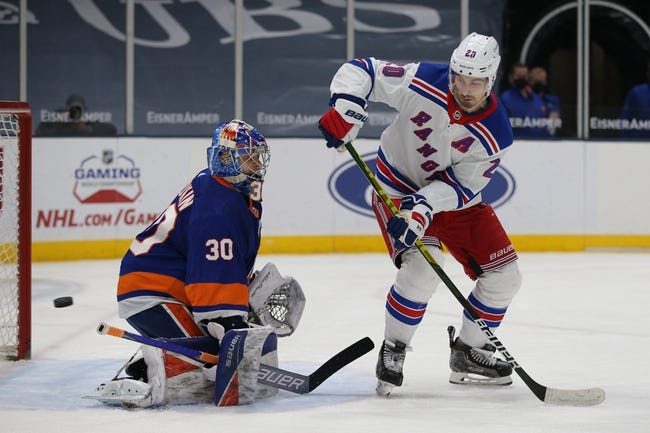 New York Islanders vs New York Rangers NHL Picks, Odds, Predictions 4/20/21
