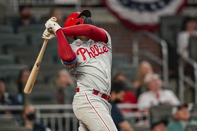 Philadelphia Phillies at New York Mets Game 1 4/13/21 MLB Picks and Predictions