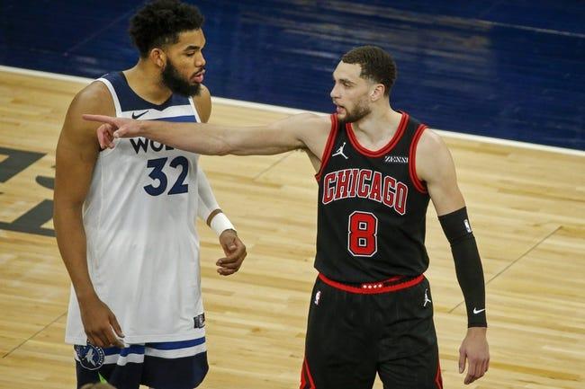 Orlando Magic at Chicago Bulls - 4/14/21 NBA Picks and Prediction