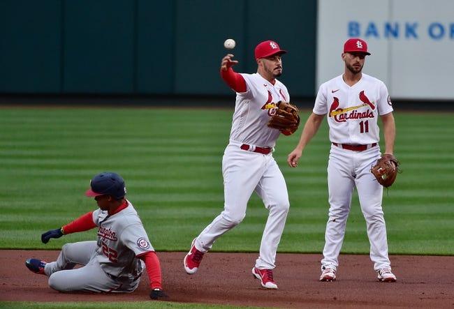 Washington Nationals at St. Louis Cardinals - 4/14/21 MLB Picks and Prediction