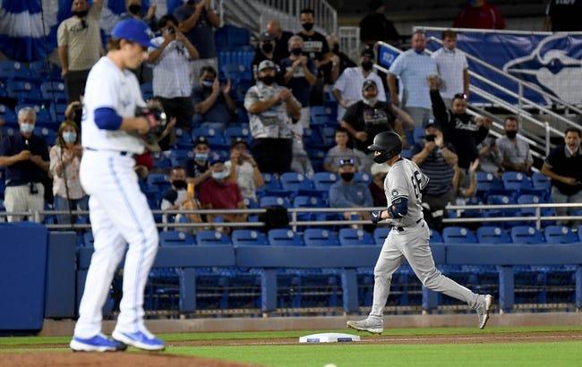 New York Yankees at Toronto Blue Jays - 4/14/21 MLB Picks and Prediction