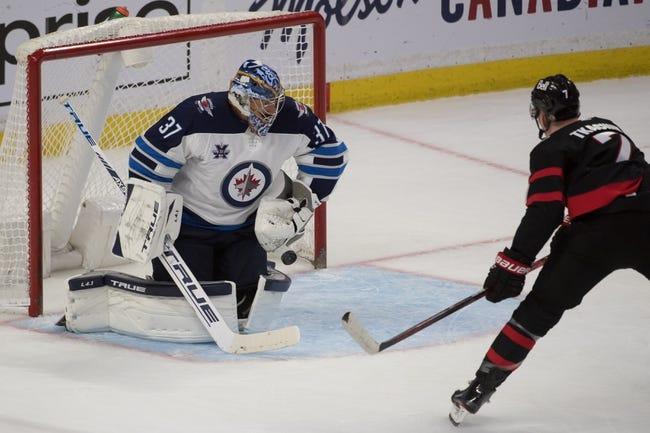 Winnipeg Jets at Ottawa Senators - 4/14/21 NHL Picks and Prediction