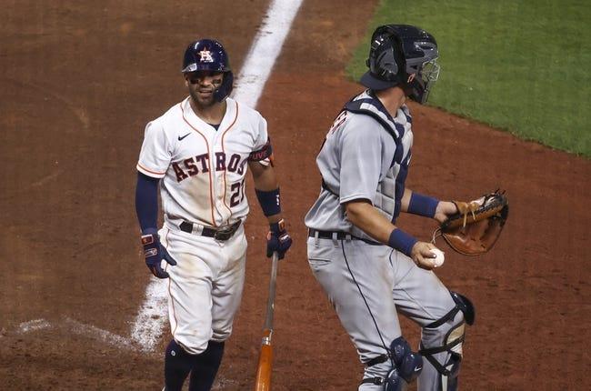 Houston Astros vs Detroit Tigers MLB Picks, Odds, Predictions 4/13/21