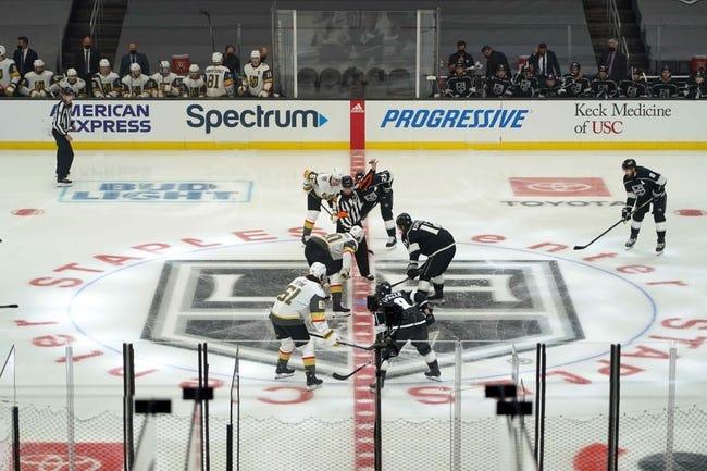 Los Angeles Kings vs Vegas Golden Knights NHL Picks, Odds, Predictions 4/14/21