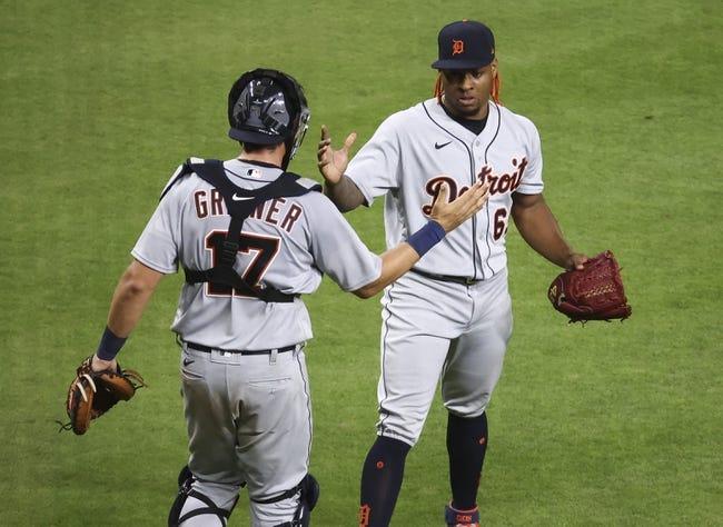 Detroit Tigers at Houston Astros - 4/13/21 MLB Picks and Prediction