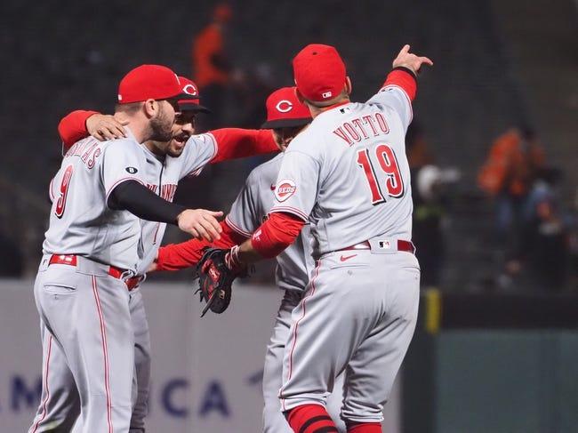 Cincinnati Reds at San Francisco Giants - 4/13/21 MLB Picks and Prediction