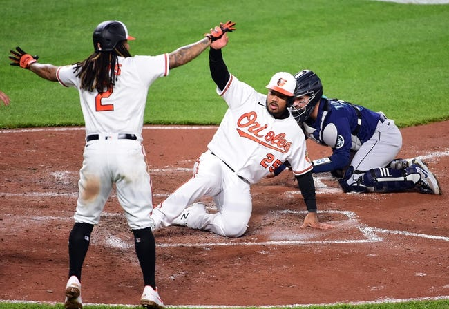 Seattle Mariners at Baltimore Orioles Game 2 - 4/15/21 MLB Picks and Prediction