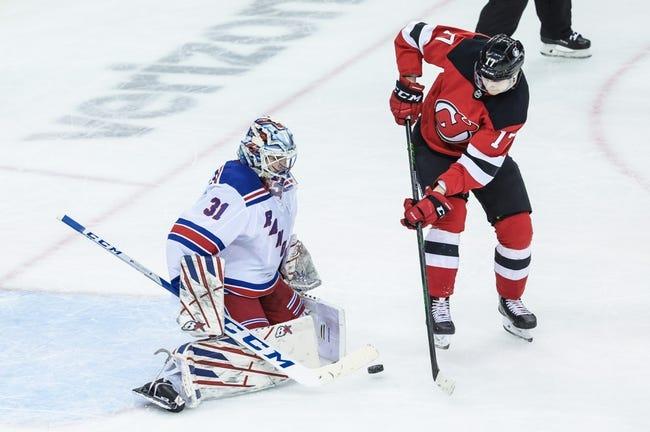 New York Rangers vs New Jersey Devils NHL Picks, Odds, Predictions 4/15/21
