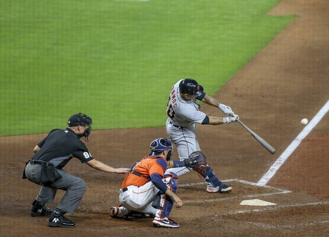 Houston Astros vs Detroit Tigers MLB Picks, Odds, Predictions 4/14/21