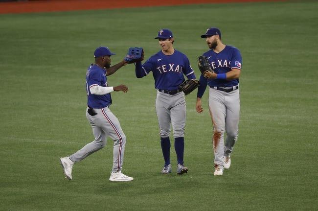 Texas Rangers at Tampa Bay Rays 4/14/21 MLB Picks and Predictions
