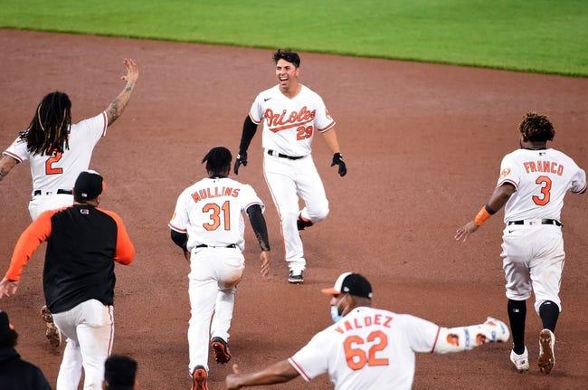 Baltimore Orioles vs Seattle Mariners MLB Picks, Odds, Predictions 4/14/21