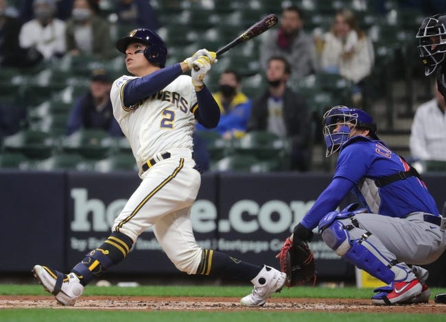 Chicago Cubs vs Milwaukee Brewers MLB Picks, Odds, Predictions 4/24/21