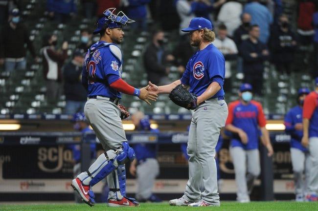 Atlanta Braves at Chicago Cubs:  4/16/21 MLB Picks and Predictions