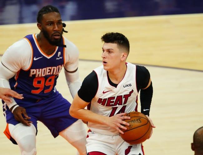 Chicago Bulls at Miami Heat - 4/24/21 NBA Picks and Prediction