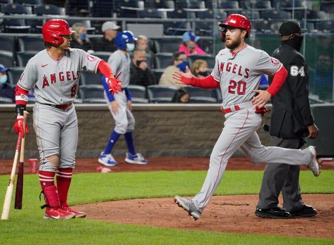 Los Angeles Angels at Kansas City Royals - 4/14/21 MLB Picks and Prediction