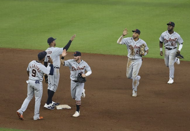 Detroit Tigers at Houston Astros - 4/14/21 MLB Picks and Prediction