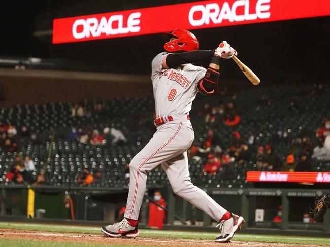 San Francisco Giants vs Cincinnati Reds MLB Picks, Odds, Predictions 4/14/21